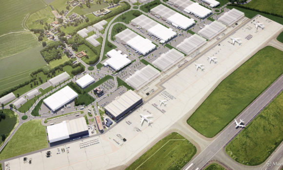 ECDC LOGISTICS MOVED TO BE LOCATED AT THE HEART OF LIEGE AIRPORT